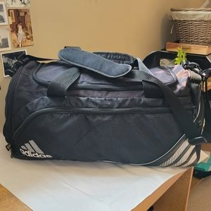 Adidas Duffle Bag Detachable Shoulder Strap
